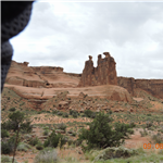 Motorcycle Ride Picture 10 for Moab Tour