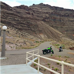 Motorcycle Ride Picture 1 for Owyhee Lake Run