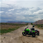 Motorcycle Ride Picture 5 for Owyhee Lake Run
