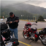 Motorcycle Ride Picture 2 for Dusk to Dawn 500 for Autism (2015)