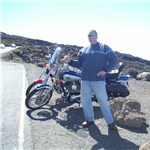 Motorcycle Ride Picture 2 for Haleakala