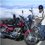 Motorcycle Ride Picture 3 for Haleakala