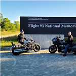 Motorcycle Ride Picture 1 for Flight 93 Memorial