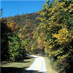 Image for Popular Motorcycle Roads in Georgia