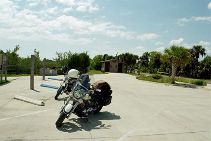 Motorcycle Ride in Florida