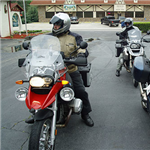 Photo for Motorcycle Touring Tips - Riding Versus Touring Buddies