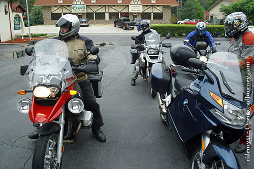 Motorcycle Touring Tips for Riding Buddies