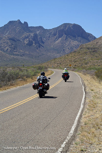Motorcycle Touring Tips Riding Skills for Two