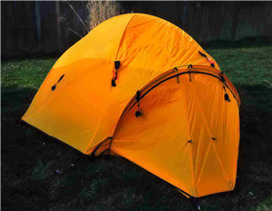 Typical all season tent.