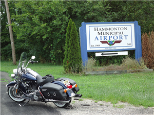 Hammonton Airport Motorcycle Ride Stop
